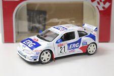 """1:18 Anson Renault Maxi Megane """"ERG"""" white #21 NEW bei PREMIUM-MODELCARS"""