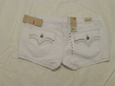 Levi's Women's Juniors Denim Mini, Shorts
