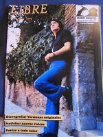 """Revista Nino Bravo """" Libre """" Nº 4 Edicion 2009 - Perteneciente Al club de Fans"""