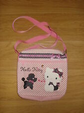 Hello Kitty Girls' Leather Messenger/Shoulder Bags