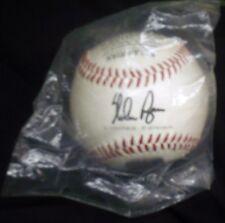 Nolan Ryan Photoball Limited Edition Baseball NEW UNOPENED