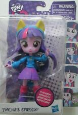 MY LITTLE PONY TWILIGHT SPARKLE EQUESTRIA GIRLS POSEABLE~BRAND NEW~