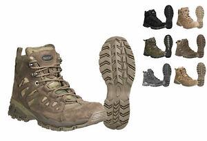 NEU US Tactical SQUAD Stiefel 5 INCH Einsatzstiefel Armee Trekking Kampfstiefel