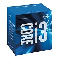 Intel Core i3 6100T 3.2 GHz 2 núcleos 4 Threads 3 MB Caché Zócalo LGA1151 Caja BX80