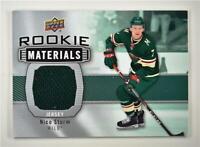 2019-20 Series 2 Rookie Materials #RM-ST Nico Sturm - Minnesota Wild