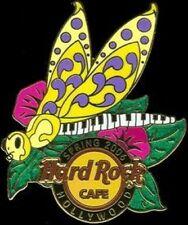 Hard Rock Cafe HOLLYWOOD CA 2006 Spring DRAGONFLY PIN #1 of 4 HRC Catalog #31685