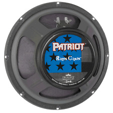 "NEW EMINENCE RAGIN CAJUN 10"" GUITAR SPEAKER 8ohm 75w"