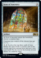 Icon of Ancestry x1 Magic the Gathering 1x Magic 2020 mtg card
