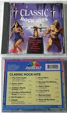 CLASSIC ROCK HITS Nazareth, China, Paganini, Status Quo, Warlock,... Spectrum CD