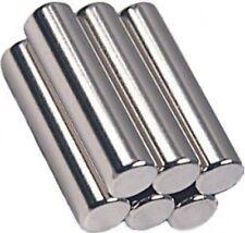 "1/4"" x 1"" Cylinders - Neodymium Rare Earth Magnet, Grade N48"