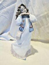 Lladro Pretty Girl Figurine ~ Dreams Of Summer Past ~ #6401 Mint Original Box 13