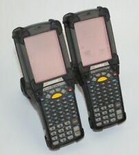 Lot Of 2 Symbol Motorola Mc9090 Gj0hbgga2ww Mc9090 Laser Barcode Pos Scanner