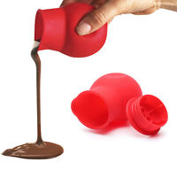 POT A FONDUE EN SILICONE FONDUE DE CHOCOLAT FONDUE DE FROMAGE SPECIAL MICRO ONDE