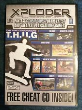 Blaze Xploder Volume 4 Ver 4.0-Trial Cheat Code Disc For Sony Playstation 2 PS2