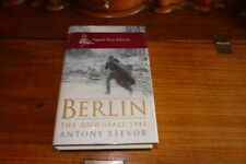 BERLIN-THE DOWNFALL 1945 BY ANTONY BEEVOR-SIGNED COPY
