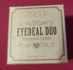 DOSE OF COLORS EYEDEAL DUO LOOSE PIGMENT AND PRIMER SUNSET NIB