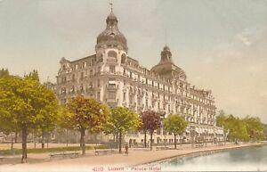 LUCERNE – Palace Hotel – Luzern – Switzerland
