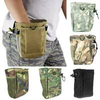 Tactical Molle Pouch EDC Multi-purpose Belt Waist Bag Utility For Hunting Hiking