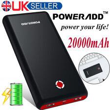 Poweradd Pilot X7 20 000mah Portable Charger External Battery Power Bank Quick