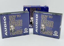 How to Win Friends and Influence People by Dale Carnegie 1988, CD