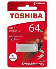 Toshiba 64GB TransMemory U363 USB Flash Drive Storage Memory Stick SEALED PACK