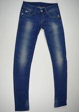 G-Star Jeans 'LYNN SKINNY WMN' Medium Aged W28 L34 AU10 US6 RRP $289 Womens