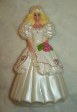 McDonalds Wedding Cake Topper Mattel 1992 Doll Bride Vintage Happy Meal Toy