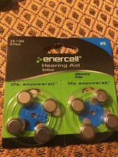 ENERCELL # 23-1164 Zinc Air  Hearing Aid Batteries 675 8-pack Brand New Sealed