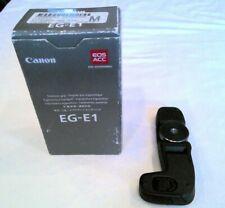 Canon Extension Grip EG-E1 for Canon EOS RP, Black