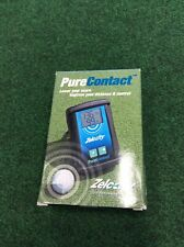 Zelocity Pure Contact Distance Device - GOLF LAUNCH MONITOR #GE1236