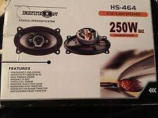 """4-way Speaker 4""""x6"""" HS-464 250W"""