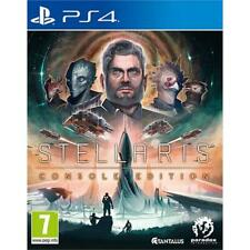 STELLARIS CONSOLE EDITION - PS4 - PLAYSTATION 4 -NUOVO