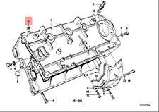 Genuine BMW 114 CMSP E12 E21 E23 E3 Engine Block Dowel x8 pcs OEM 11111743118