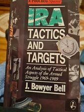 More details for irish republican ira tactics and targets ultra rare near mint 1990 book ira sinn