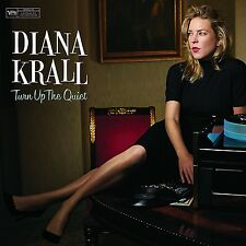 DIANA KRALL - TURN UP THE QUIET   CD NEUF