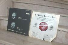 LP.  Mussorgsky & glinka direction Ernest Ansermet (orchestre suisse romande) UK