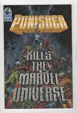 PUNISHER KILLS THE MARVEL UNIVERSE (Marvel 1995) 1st print NM 9.4
