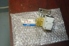 "Scm Vxd242Hz2Bxb, 1/2"" Brass Valve, 100Vac coil, Nc, New in Bag"