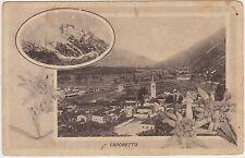 CAPORETTO - VEDUTINE - STELLE ALPINE (SLOVENIA) 1933