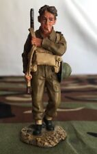 KING & COUNTRY FOB007 FIELDS OF BATTLE British Tommy Marching No Hat 2005