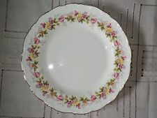 "COALPORT Marilyn Large Round 14 1/2"" Serving Platter Plate Sweat Pea Bone China"