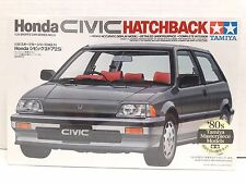 Tamiya Honda Civic Hatchback 1/24 Scale Highly Accurate Display Model 24051-1800
