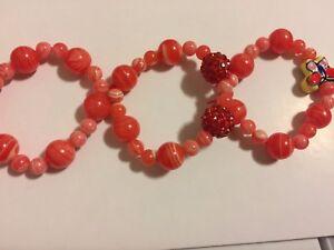 Malachite Beads Semi-precious Stone kids bracelet girls bracelet different size