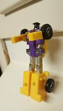 1985 Yellow Scrapper Transformers G1 Constructicons Hasbro Bucket Part Missing