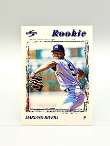 1996 Score #225 Mariano Rivera Rookie New York Yankees RC HOF MINT SEE PIC