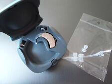 1 x HANSATON DIXY VC BTE hearing aid in BOX + universal ear tubes EASY to USE!!!