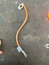 """36/"""" pulgadas 910 mm Batería De Coche Negro Cable Cable de tierra de puesta a tierra negativa de plomo correa"""