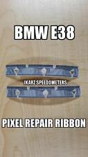 BMW E38 PIXEL REPAIR KIT DIY RIBBON FIX CLUSTER SOLDER SCREEN LCD QUANTITY x2