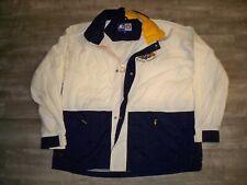 Vintage Starter Super Bowl XXXII Packers V Broncos Football Coat Jacket Men's XL