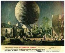Mysterious Île Original Lobby Carte Chaud Air Ballon Ray Harryhausen 1961